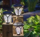 solar night light