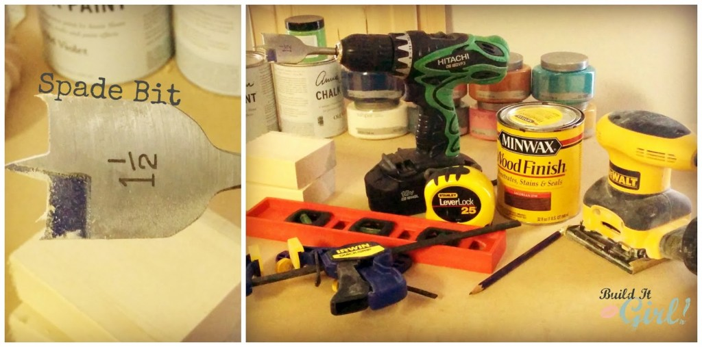 supplies collage
